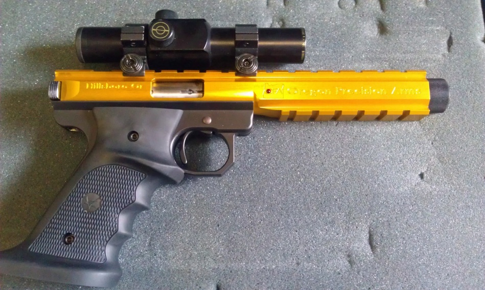 Show Me Your Bullseye Pistols - Page 2 22customoregon